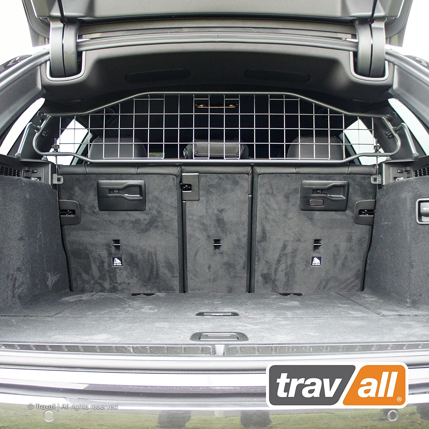 Travall Guard TDG1568 - Vehicle-Specific Dog Guard Luggage Barrier Load Separator