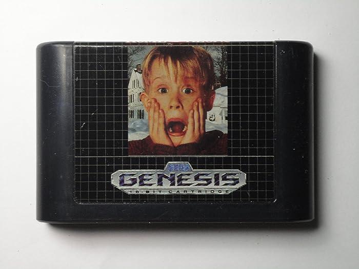 Top 10 Home Alone Sega Genesis