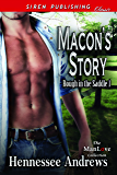 Macon's Story [Rough in the Saddle 1] (Siren Publishing Classic ManLove)