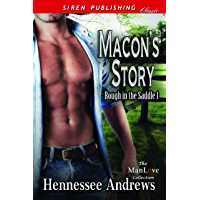 Macon's Story [Rough in the Saddle 1] (Siren Publishing Classic ManLove) (English Edition)