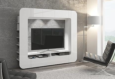 HomeDirectLTD Mueble de salón, salón-Comedor Moderno ...