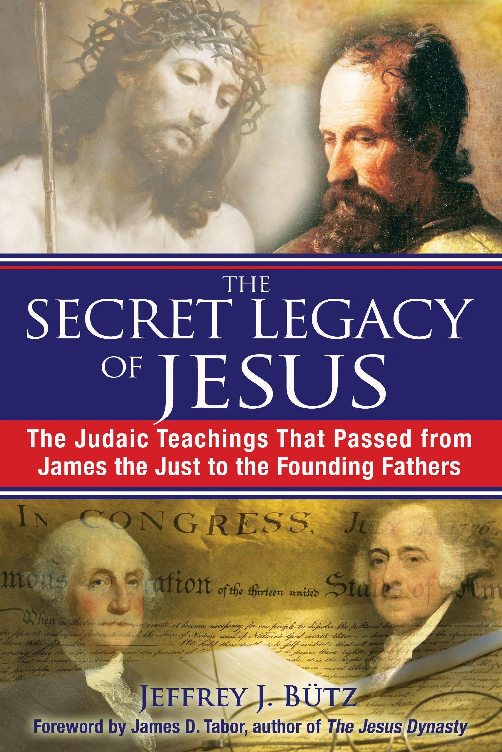 Secret Legacy Jesus Teachings Founding product image