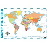 Map of the World (Wall Chart)