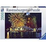 Ravensburger - 16622 - Puzzle Classique - Feu D'Artifice Sur Sydney - 2000 Pièces