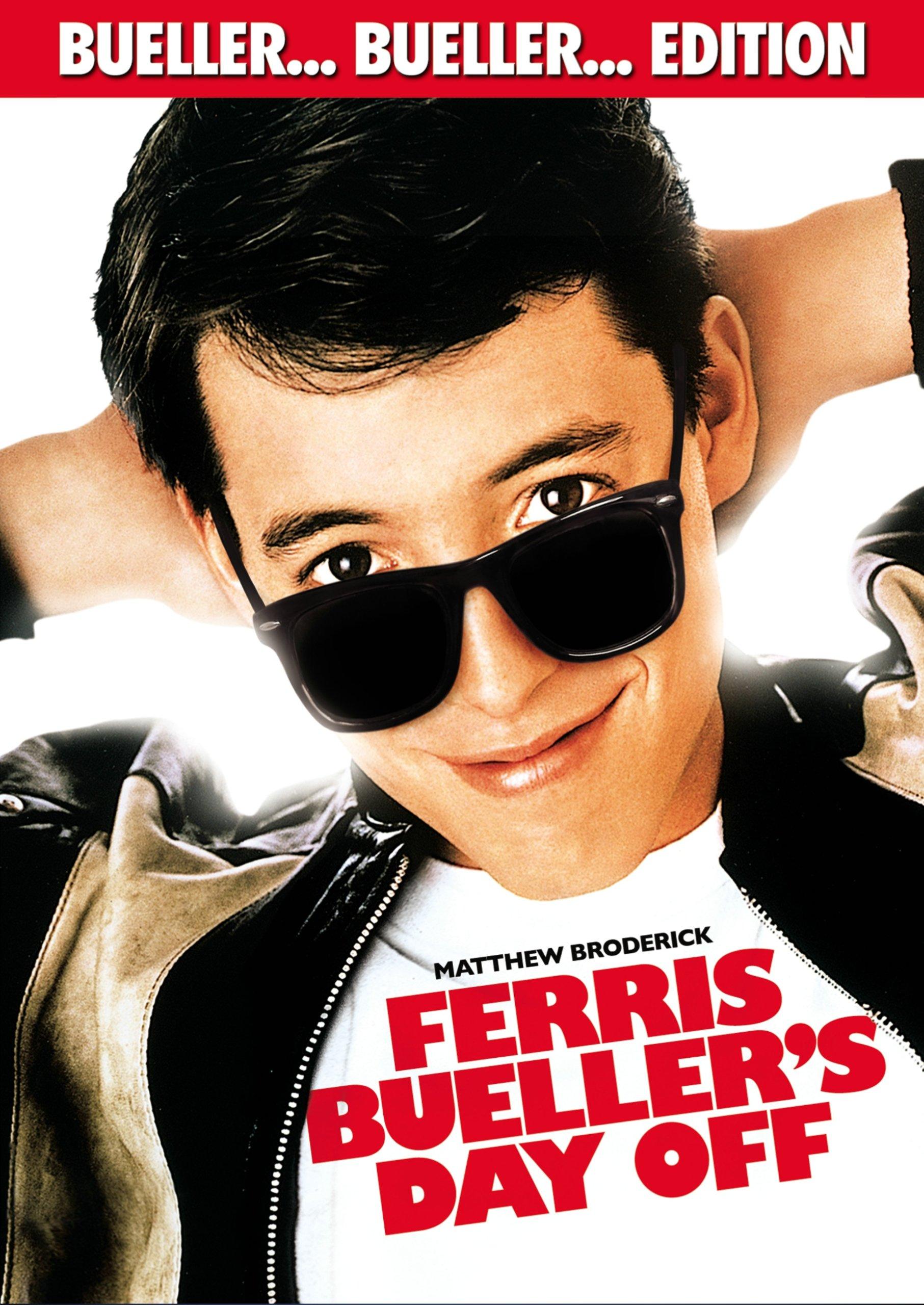 DVD : Ferris Bueller's Day Off (DVD)