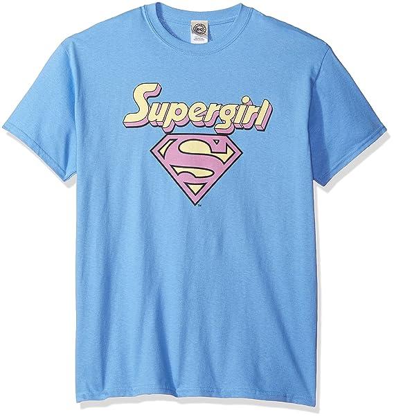 9263240b19588 Amazon.com  DC Comics Men s Supergirl T-Shirt  Clothing