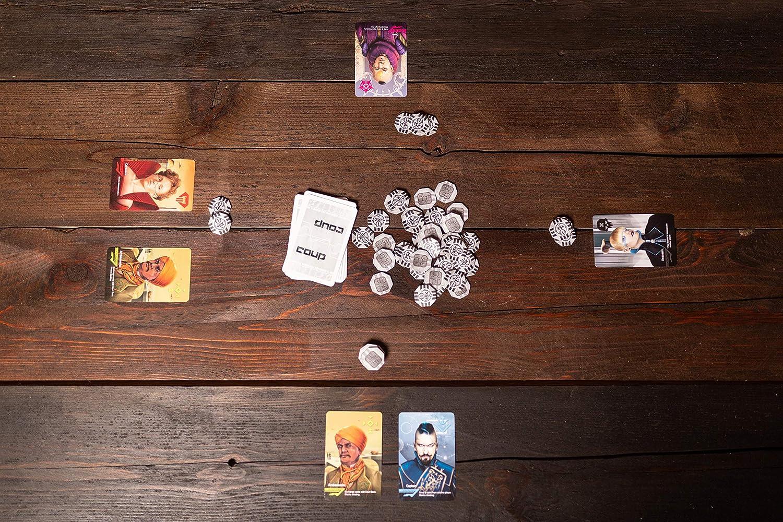 COUP - Juguete (Indie Boards & Cards IBCCOU1) (versión en inglés ...