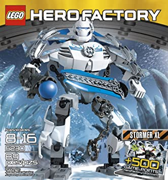 Buy Lego Hero Factory 6230 Stormer Xl Online At Low Prices In India