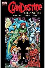 Clandestine Classic (ClanDestine (1994-1995)) Kindle Edition