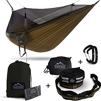 Everest Hammock with Mosquito Net for Jungle