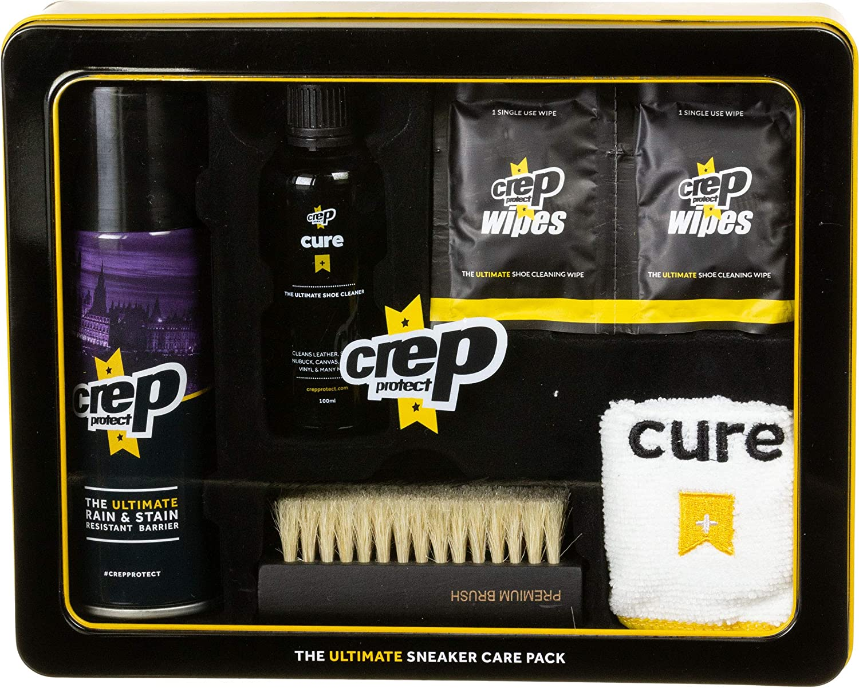 Crep Protect Gift Set Mens Solution Black