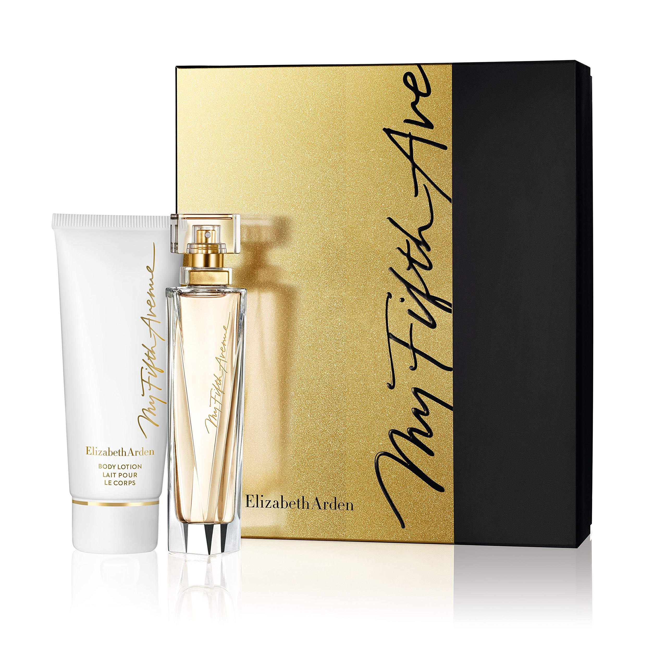 Elizabeth Arden My Fifth Avenue Eau De Parfum Spray 2 Piece Gift Set, 1.7 Oz.