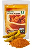 Turmeric Root Powder with Curcumin (1/2 Pound), Organic, Gluten-Free & Non-GMO (8 ounces)