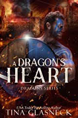 A Dragon's Heart (Dragons Book 3) Kindle Edition