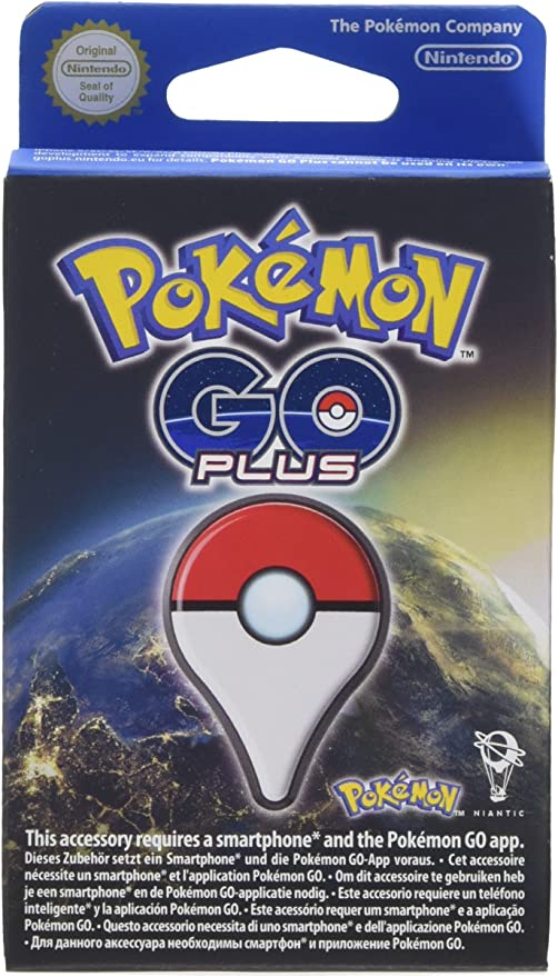 Amazon Co Jp Pokemon Go Plus ポケモン Go Plus 正規品 おもちゃ