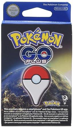 Nintendo - Pokémon Go Plus: Amazon.es: Videojuegos