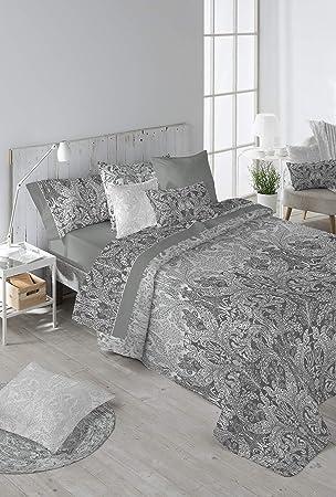 Stilia Norma Bettwäsche Set 3 Teilig Bettdeckenbezug Kissenbezug
