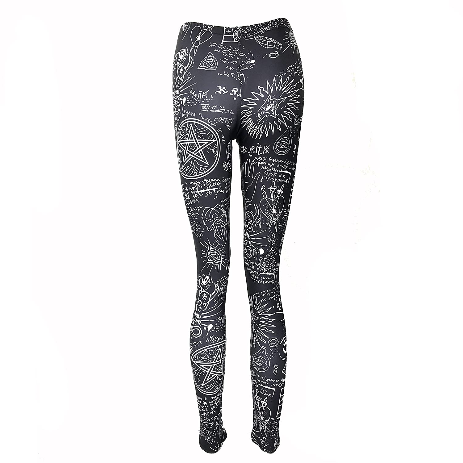 563fc20349da8 EPLAZA Womens Stretchy Leggings 3D Print Jeggings Tight (geometric  pattern): Amazon.ca: Luggage & Bags