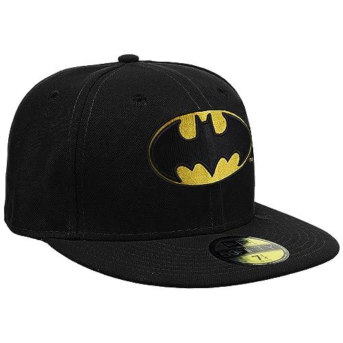 5ab5553d6c7d2 New Era 59Fifty Character Basic Batman Cap