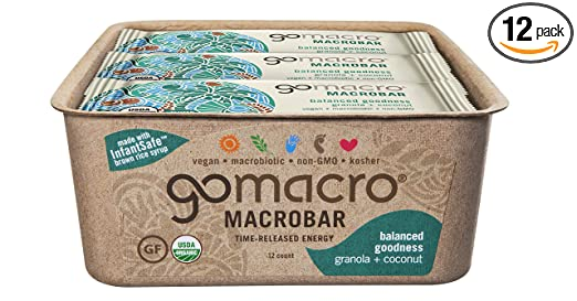 Product thumbnail for GoMacro MacroBar
