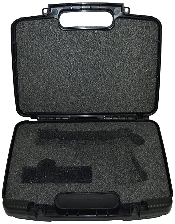 Amazon.com: Quick Fire casos qf200 Multifit Pistola Case ...