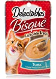 Delectables Bisque Lickable Treat, Pack of 12