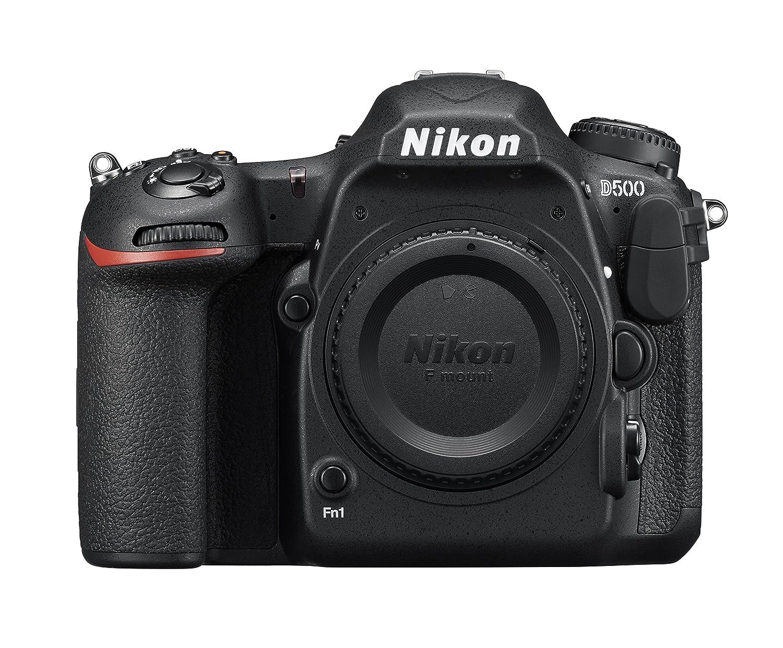 NIKON D 500 BODY With 64 GB (Class 10)SD CARD