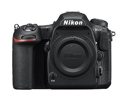 Nikon D500 Body Tour - YouTube