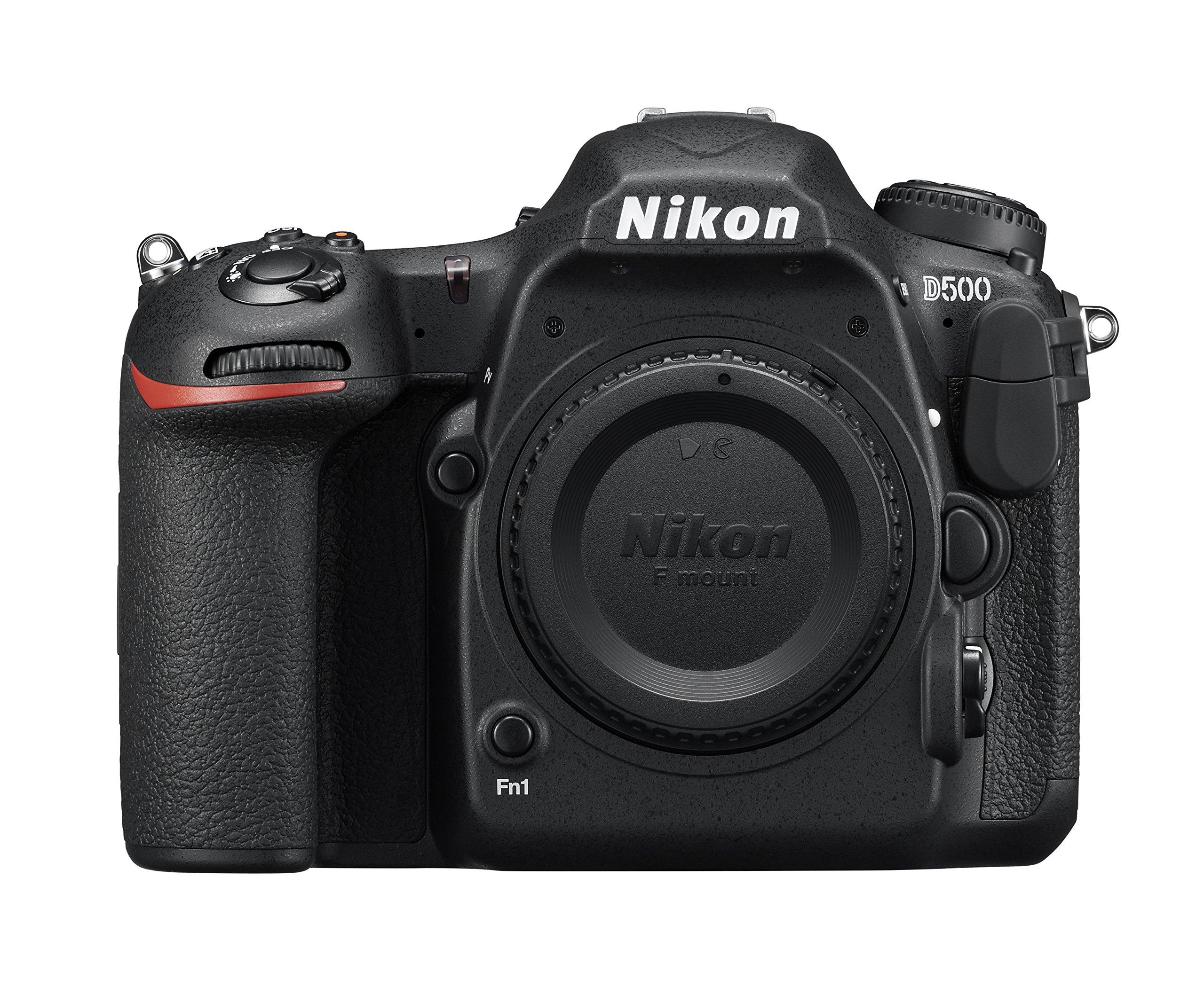Nikon D500 DX-Format Digital SLR (Body Only) by Nikon