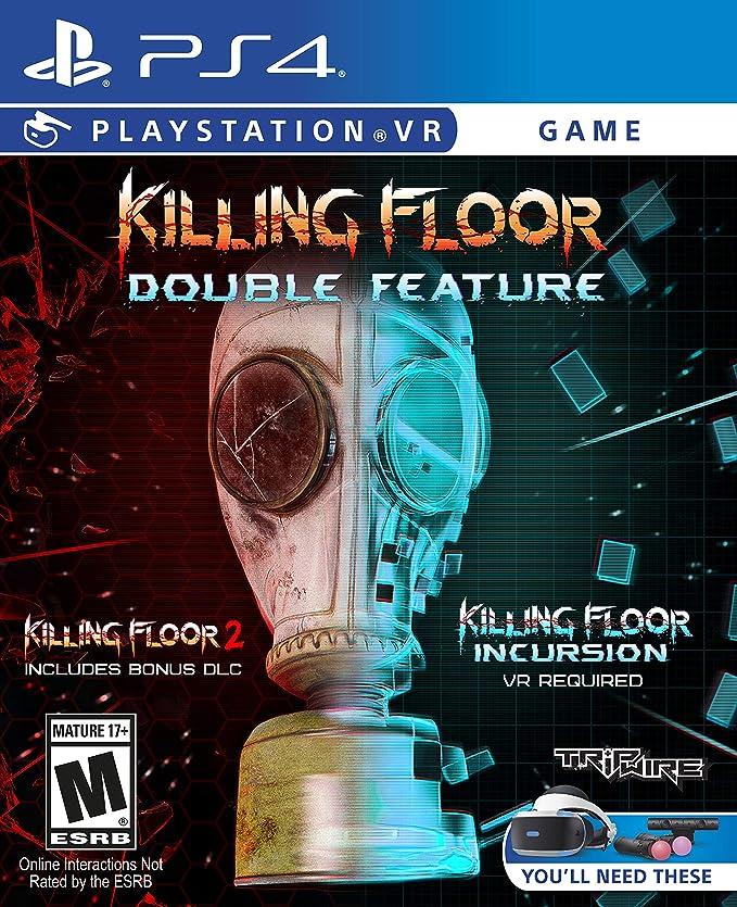 Jogo Killing Floor - Double Feature - Playstation 4 - Deep Silver