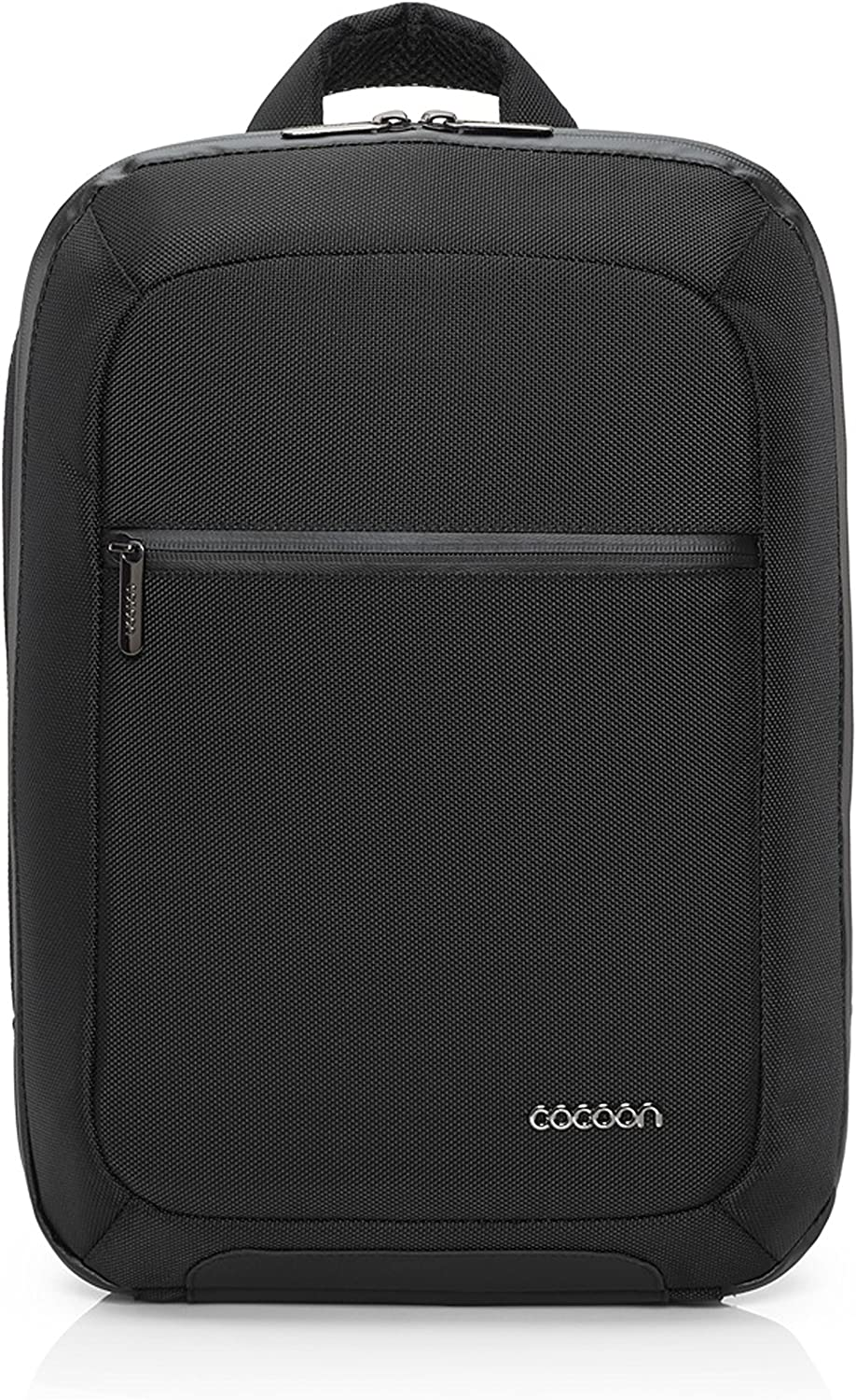 """Cocoon MCP3401BK Slim 15"""" Backpack with Built-in Grid-IT! Accessory Organizer (Black)"""