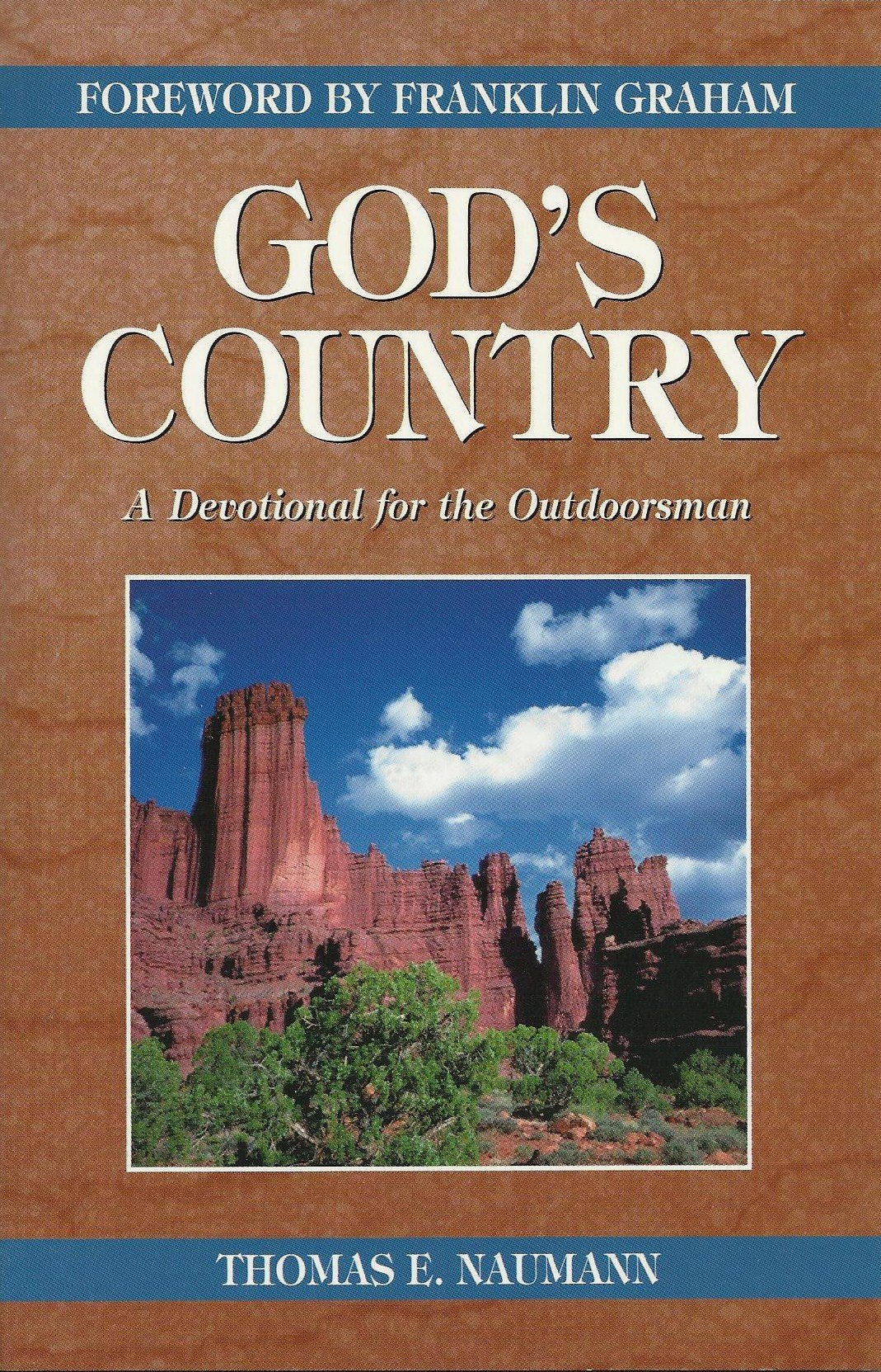 God's Country A Devotional for the Outdoorsman PDF