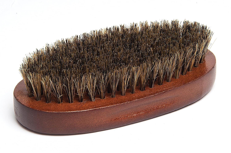 Diane Men's 100% Boar Bristle Medium Military Style Brush.