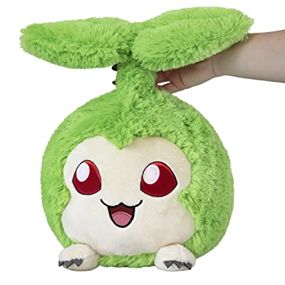 "Squishable / Mini Tanemon / Licensed Digimon Plush - 7"": Toys & Games"
