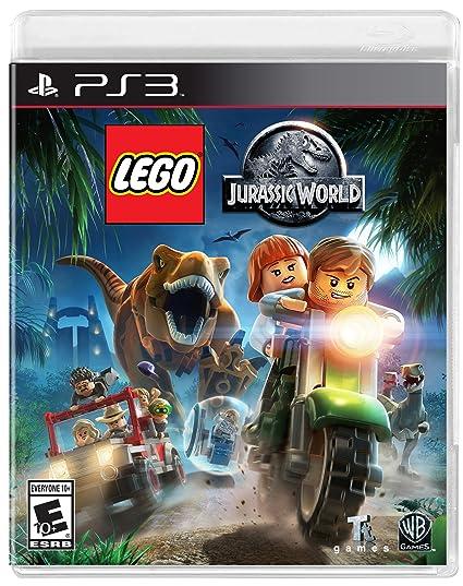 Lego Jurassic World: Amazon in: Video Games