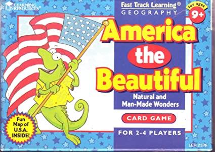 Amazon Com Fast Track Learning Geography America The