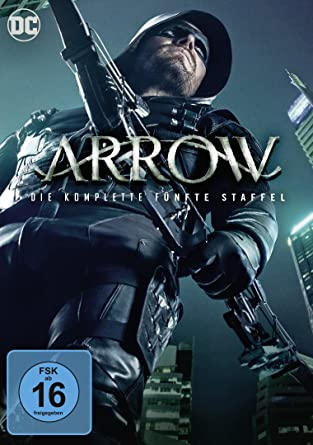 Arrow Die Komplette 5 Staffel Dvd Amazonde Stephen