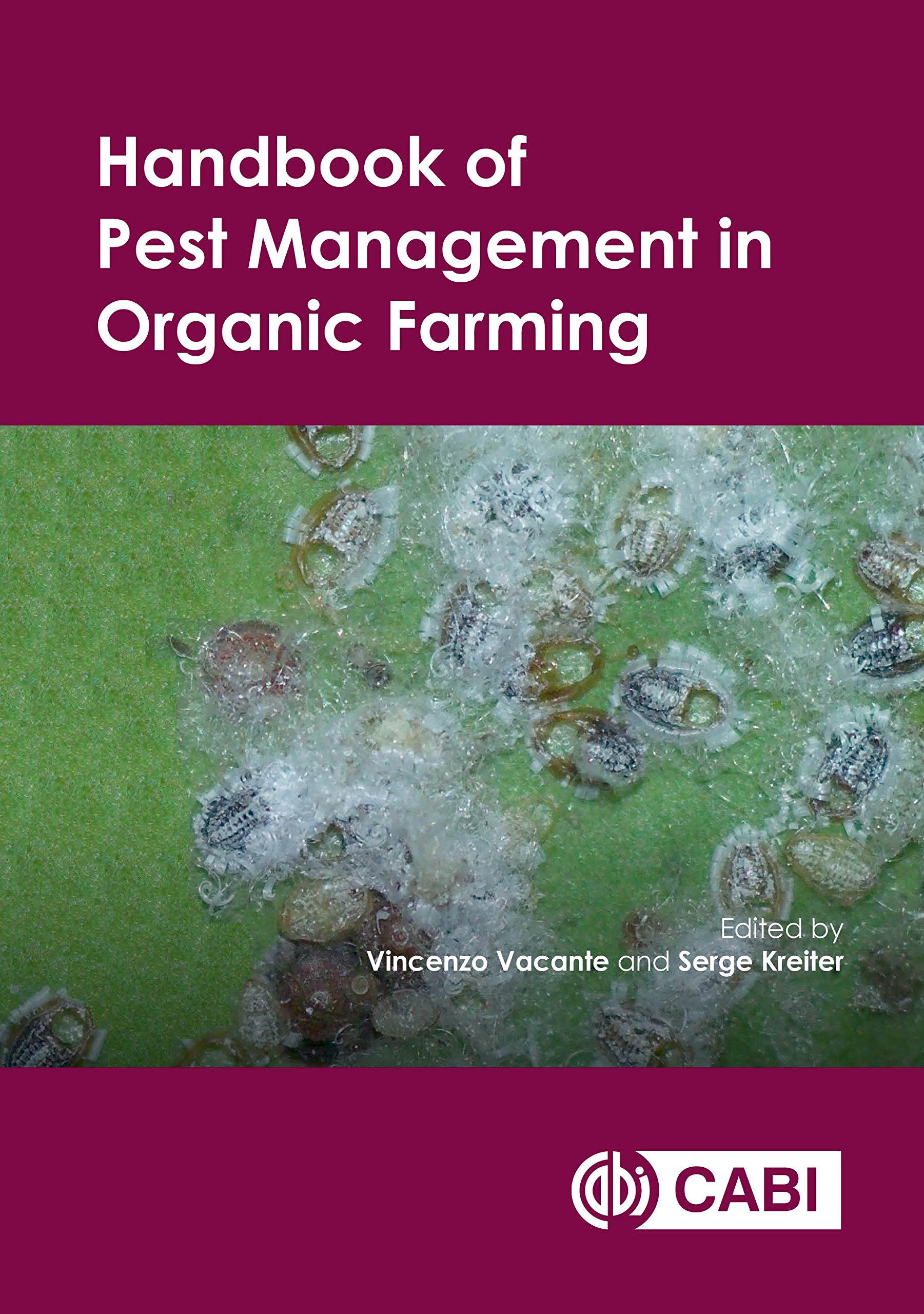 Handbook of Pest Management in Organic Farming (Cabi Plant Protection)