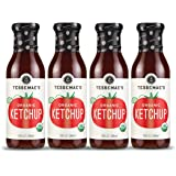 Tessemae's Organic Ketchup 4-Pack (Whole 30 Approved)