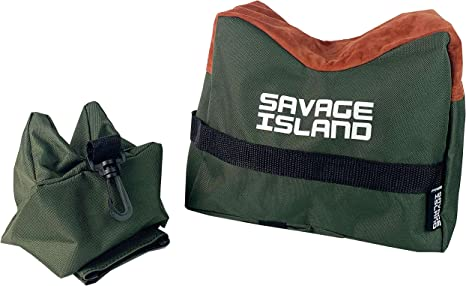 Savage Island Banco de Tiro Apoyo para el Rifle