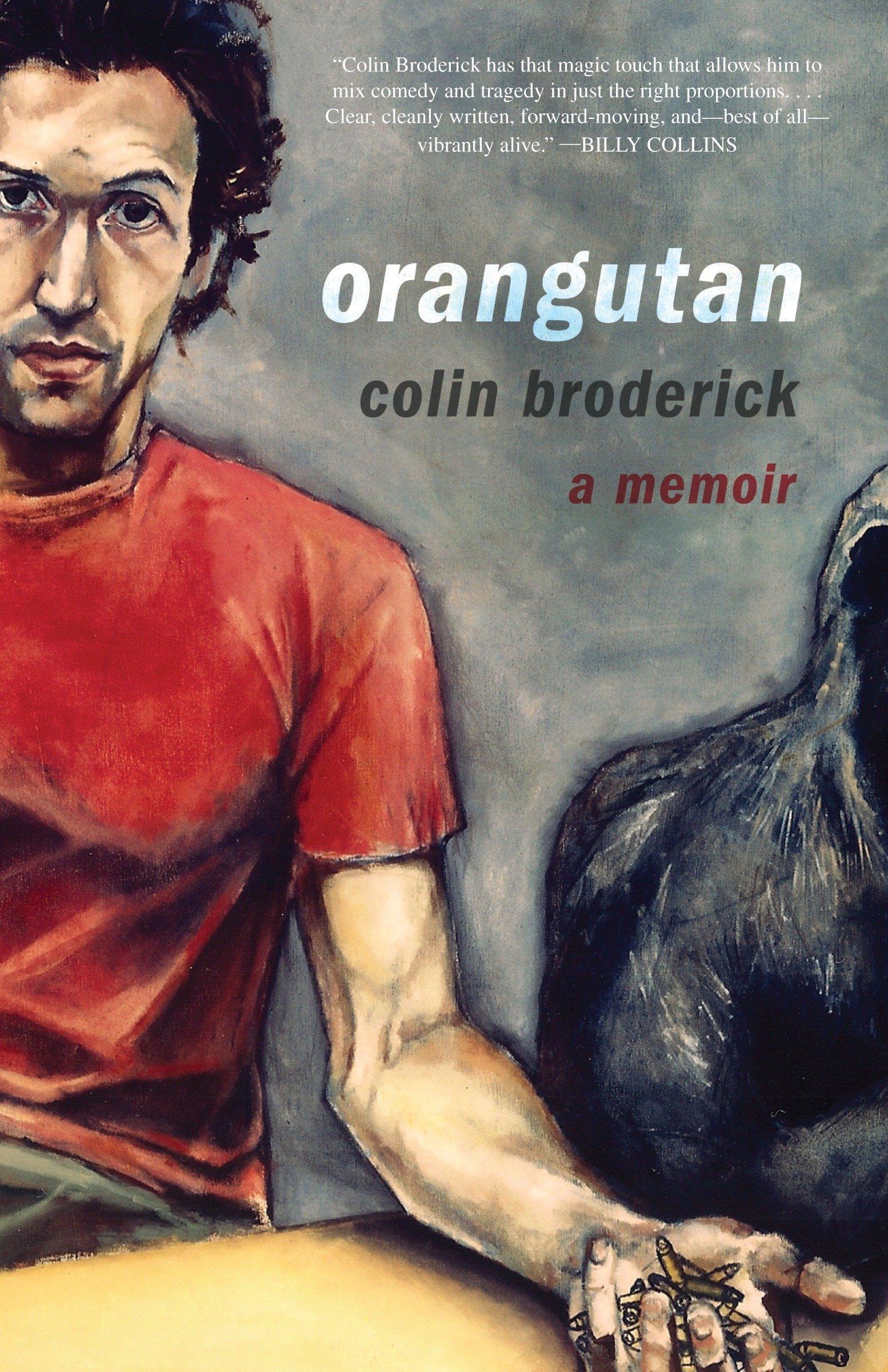 orangutan broderick colin