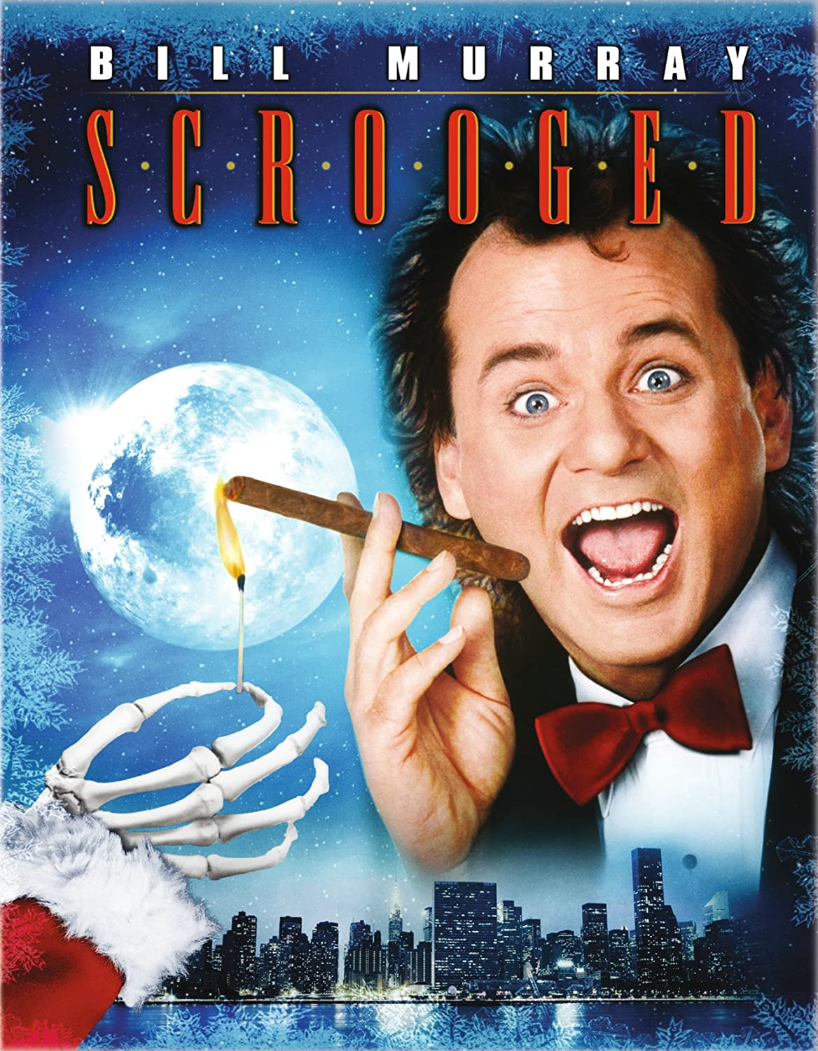 Amazon.com: Scrooged [Blu-ray]: Murray, Allen, Forsythe: Movies & TV