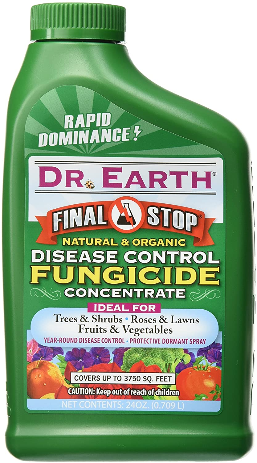 Dr. Earth Concentrate Fungicide, 24 oz