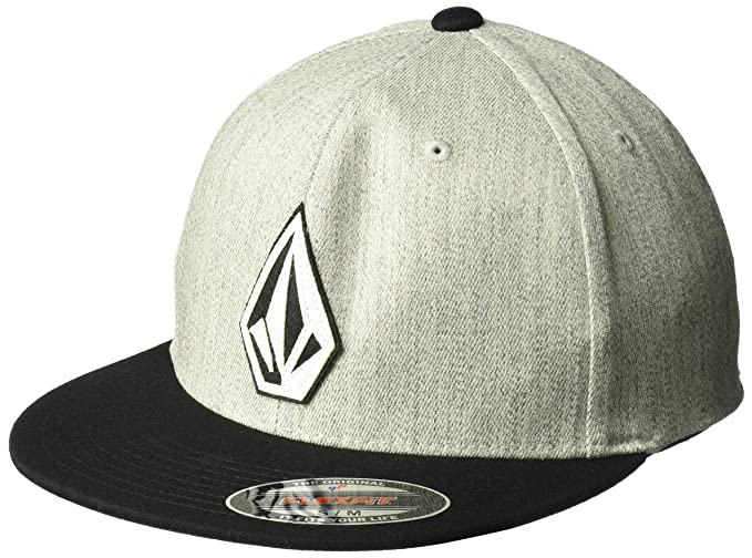 Amazon.com  Volcom Men s Stone Stack Jfit Hat  Clothing a9558c42e1e