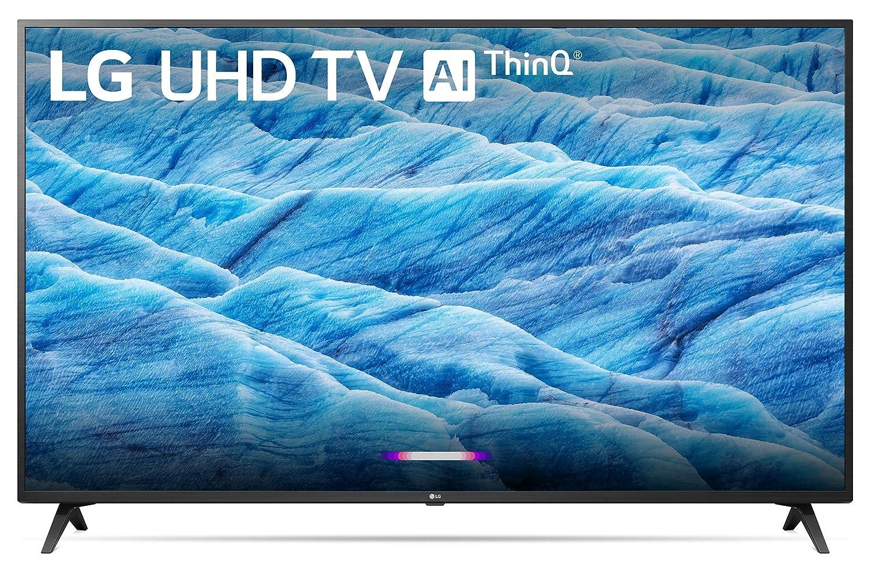 """LG 43UM7300PUA Alexa Built-in 43"""" 4K Ultra HD Smart LED TV (2019)"""