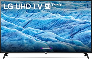 """LG Electronics 43UM7300PUA 43"""" 4K Ultra HD Smart LED TV (2019)"""