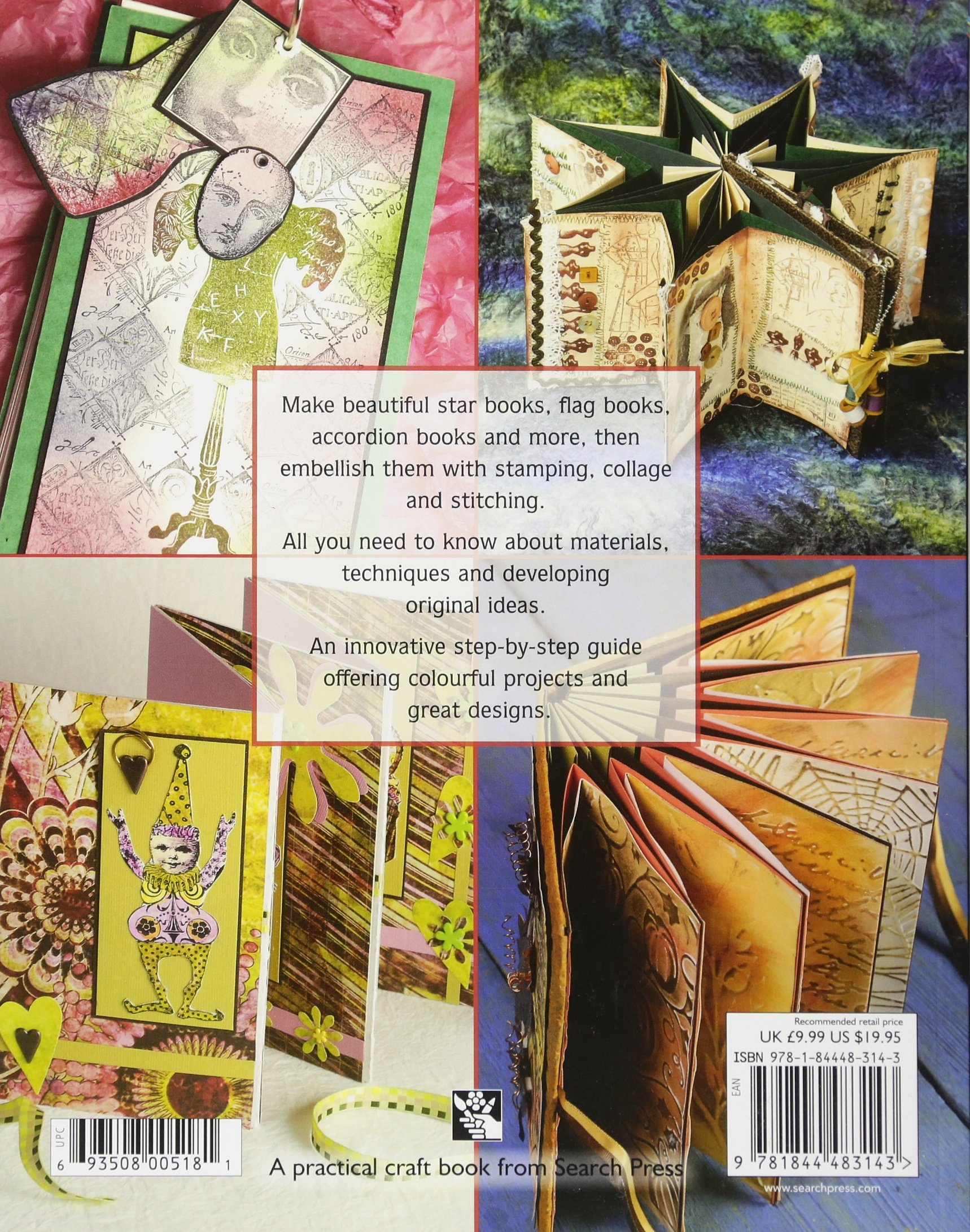 Handmade Decorative Books A Passion For Paper Sue Roddis