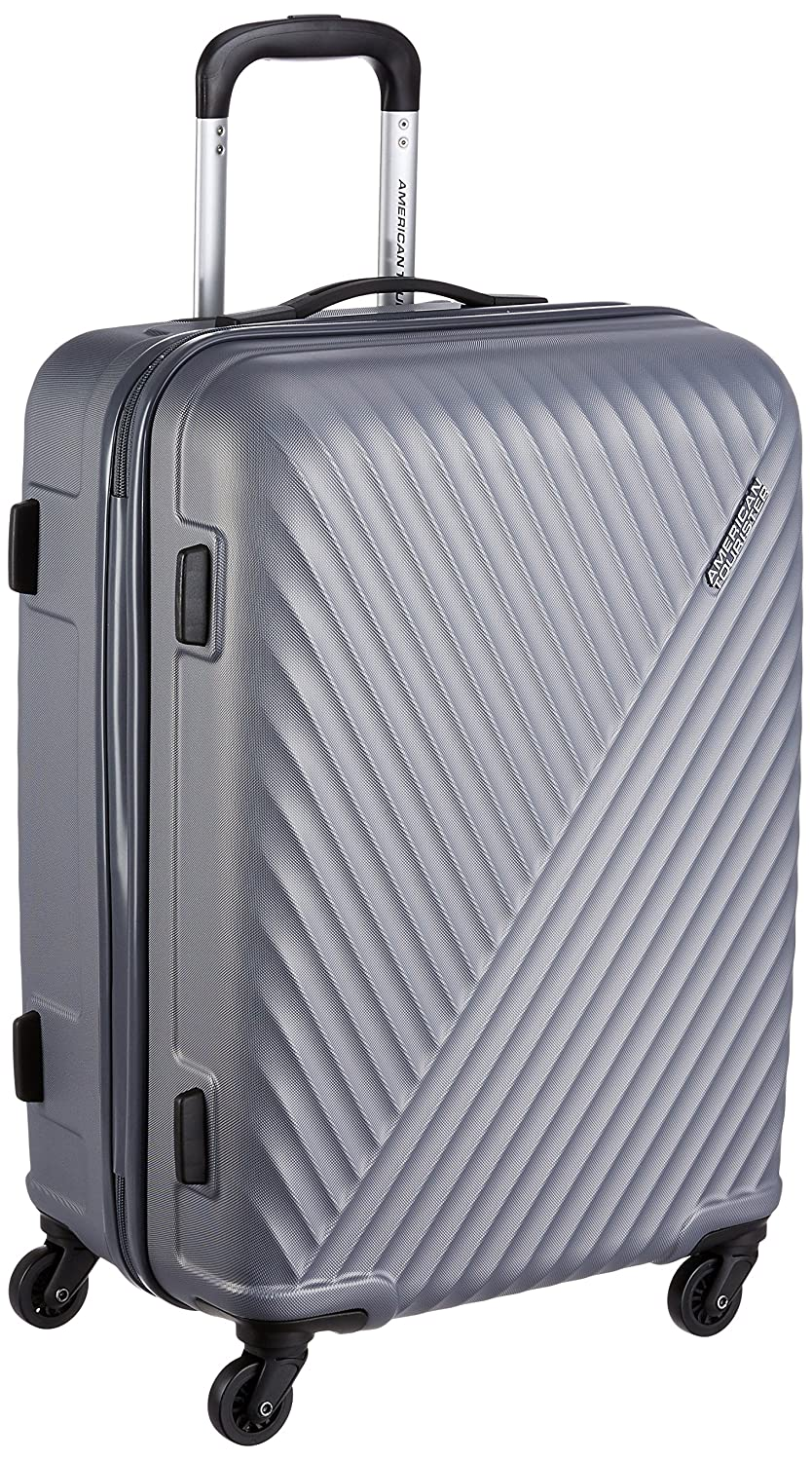 American Tourister Skyrock ABS 75 cms Dark Grey Hardsided