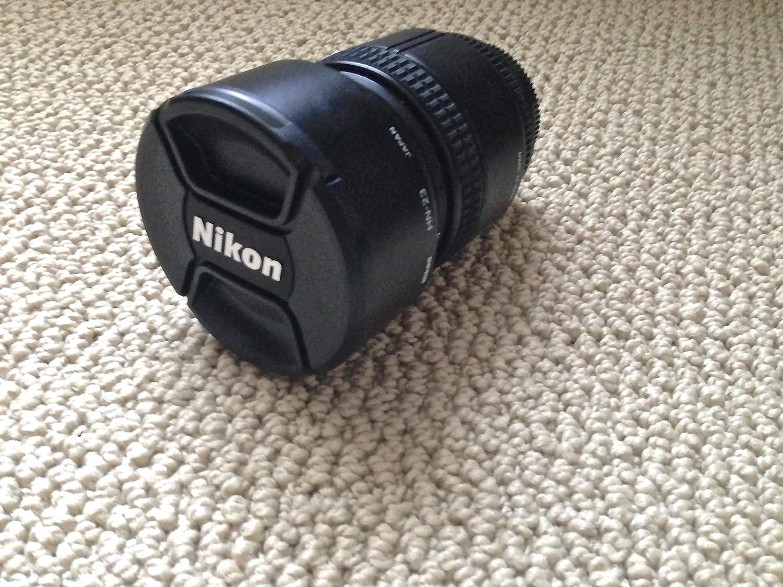 Fixed Nikon 85mm f//1.8D Auto Focus Nikkor Lens for Nikon Digital SLR Cameras