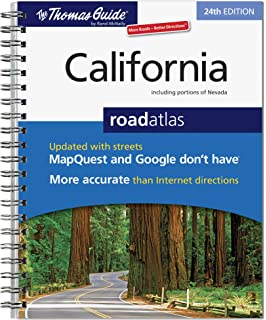 AAA Map California AAA Road Map American Automobile Association - Us paper map thomas guide